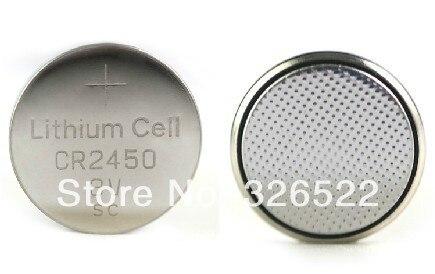 Много 50 ШТ. CR2450 <font><b>2450</b></font> DL2450 ECR2450 Монет Батарея Клетки Кнопки