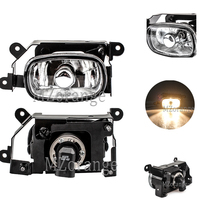 fog lights Halogen Bulbs For Mitsubishi Outlander 2003 2004 2005 2006 2007 1 pair/left/right side fog lamps With 9006 interface for audi a4 b6 2001 2002 2003 2004 2005 rs4 car styling left side halogen front fog light fog lamp with bulbs