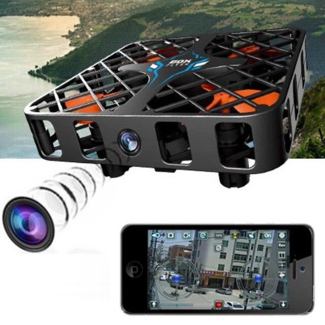 wifi drone 1602hw box flyer 2 4g 6 axis gyro 3d flip wifi fpv rc