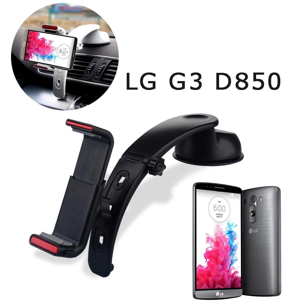 Universal 3 in 1 Long Arm 360 Degree Rotation Car Windshield Phone <font><b>Holder</b></font> <font><b>Mount</b></font> Cradle Suction <font><b>Cup</b></font> Stand For LG G3 F400 D855