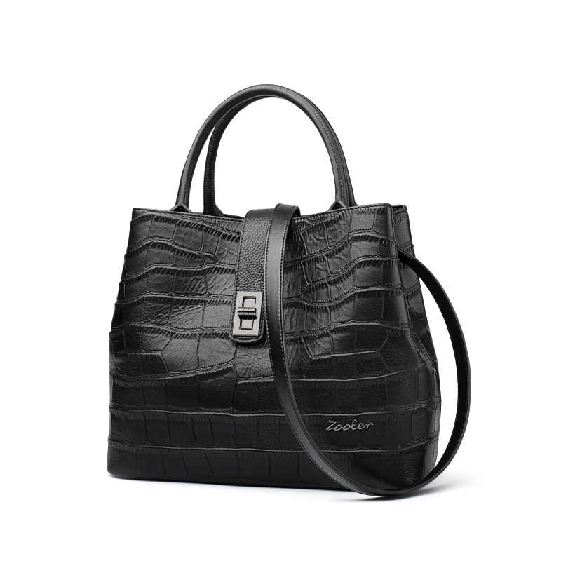 d21535791857 2018 New&hottest genuine leather woman bags handbag famous brand ZOOLER  quality &Fashion Ladies Bag bolsas B125