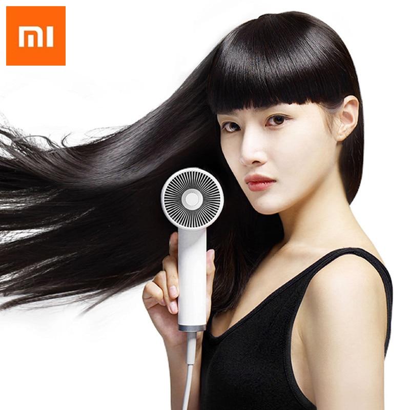 Xiaomi zhibai hair drier 1800W Strong Wind Fast Hair Drier protecting hair Magnetic head For xiaomi smart home
