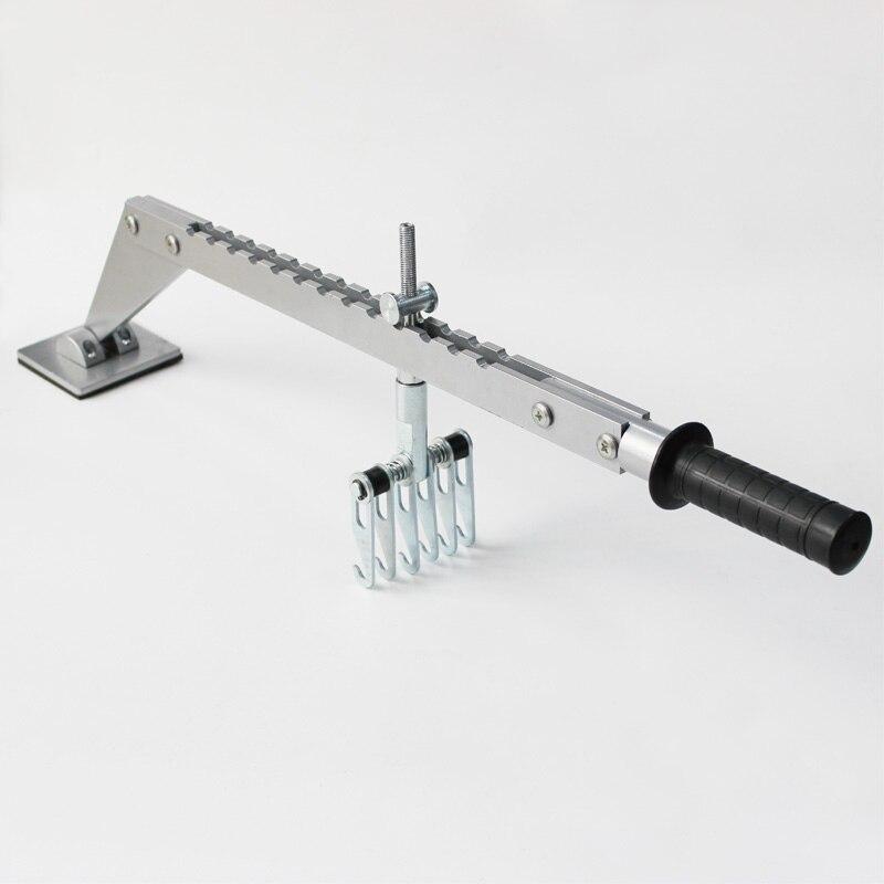 Алюминиевый чудо-система вмятин Съемник комплект с 6 пальцами вмятина медведь коготь для автомобильного кузова ремонт кузова Магазин инструментов