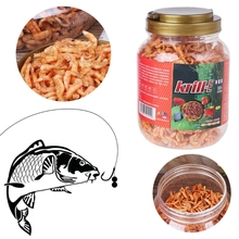 1000 or 3500ml Tropical Cichlid Turtle Flowerhorn Reptiles Food Aquarium Fish Foods Feeding Freeze Dried Shrimp