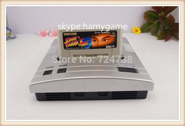 HAMY FC3Plus - North America & Japanese NES, Super NES, and SEGA Genesis 3