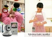 9020D 2 4 TFT Digital Wireless Baby Video Monitor One Camera IR Night Vision Voice Intercom