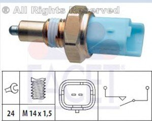Обратный переключатель освещения для Dacia Duster Logan Sandero Nissan Kubistar Opel Movano Vauxhall Renault 8200209496 32006-00QAA 95507458
