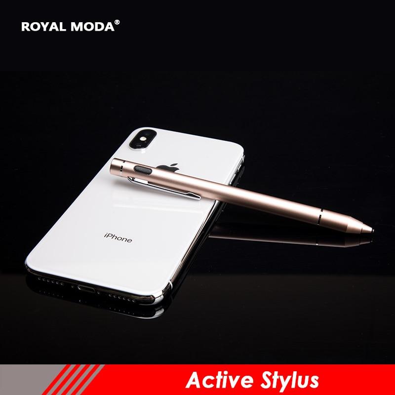 Stylet tactile universel haute sensibilité pour huawei m5 ipad pro 10.1 2018 crayon apple avec stylo à dessin