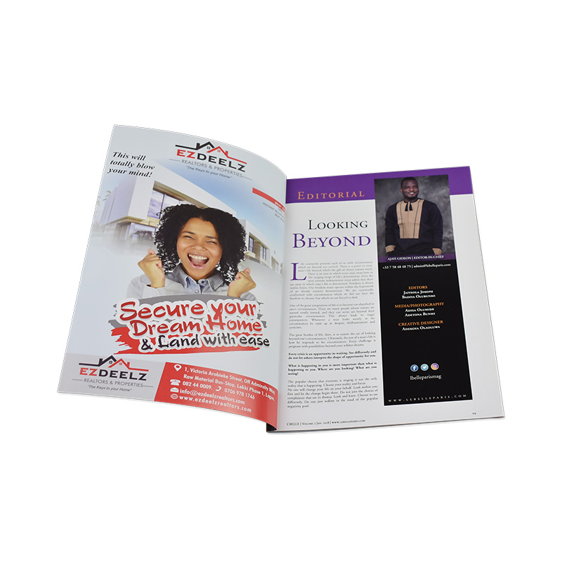 OEM Printing Services For All Kinds Company Catalogues And Magazine Books