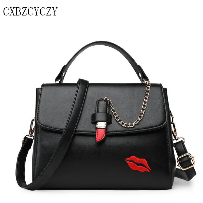 Women Messenger Bags Luxury Handbags   Designer Pu Leather Shoulder Bag Female Tote Bag Crossbody Bags For Women Bolsos Feminina giaevvi luxury handbags split leather tote women messenger bags 2017 brand design chain women shoulder bag crossbody for girls
