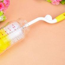 5Pcs Baby Milk Feeding Bottle Brush
