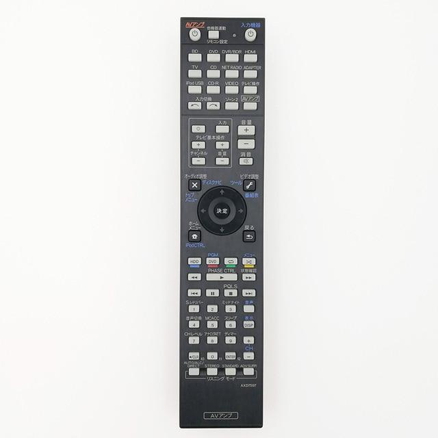 new original remote control axd7597 for pioneer vsx 920 k vsx 921 vsx 1021vsx 1020 k home Pioneer VSX- 1020 K pioneer vsx 1021 owners manual