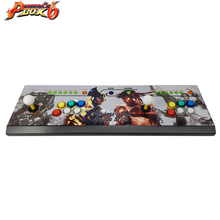 2019 Christnas gift New Pandoras Box 6 arcade games console with 1300 in 1