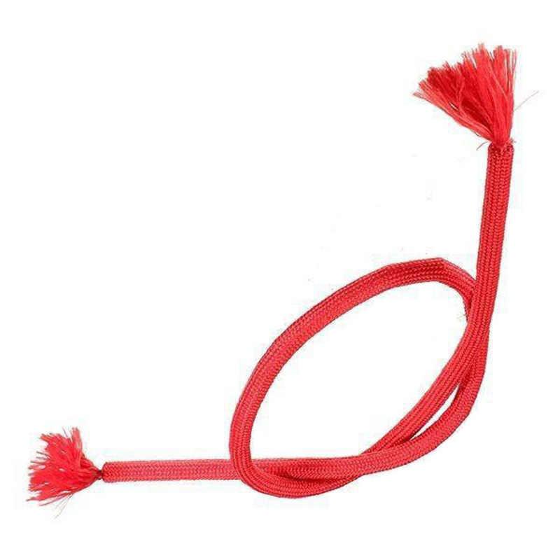 Lembut Mengeras Tali Magic Tricks Comedy Tahap Close Up Magic Garis Tali Mainan Bend Rumit Gimmick Alat Peraga Sulap Mainan untuk anak-anak J75