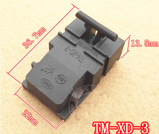 1x Kettle Electric Kettle Thermostat Switch TM-XD-3 100-240V 13A T125 W TOCB ME
