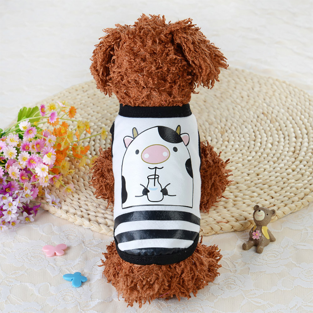 Dog Clothes For Small Dogs Pet Products Clothing Pet Puppy Small Dog Mini Dog Clothes Vest T Shirt