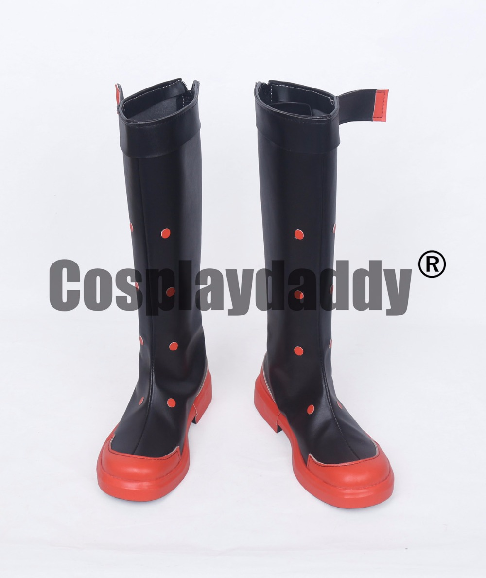 Us 47 8 My Hero Academia Boku No Hero Academia U A High School Hero Version Katsuki Bakugo Kacchan Cosplay Boots Shoes S008 In Shoes From Novelty