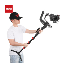 ZHIYUN Original Crane 3 Gimbal Accessories 1/4 to 3/8 Screw TransMount Telescopic Monopod for Weebill Lab/ 2/ Plus