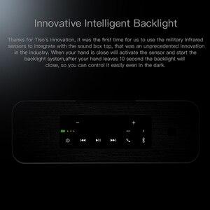 Image 4 - Tiso T12 30W רמקולים פלט 2.2 ערוצים אלחוטי Bluetooth V4.2 רמקולים NFC AUX כוח בנק בית קול סאב מערכת