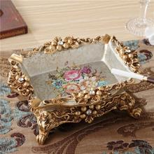 christmas decorations for home European resin ashtray luxury retro fashion creative gifts decoration crafts