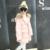 Para baixo meninas jaqueta casacos de inverno espessamento crianças casaco menina roupa dos miúdos coats parka coreano 4 ~ 14 anos de moda de aniversário MC51