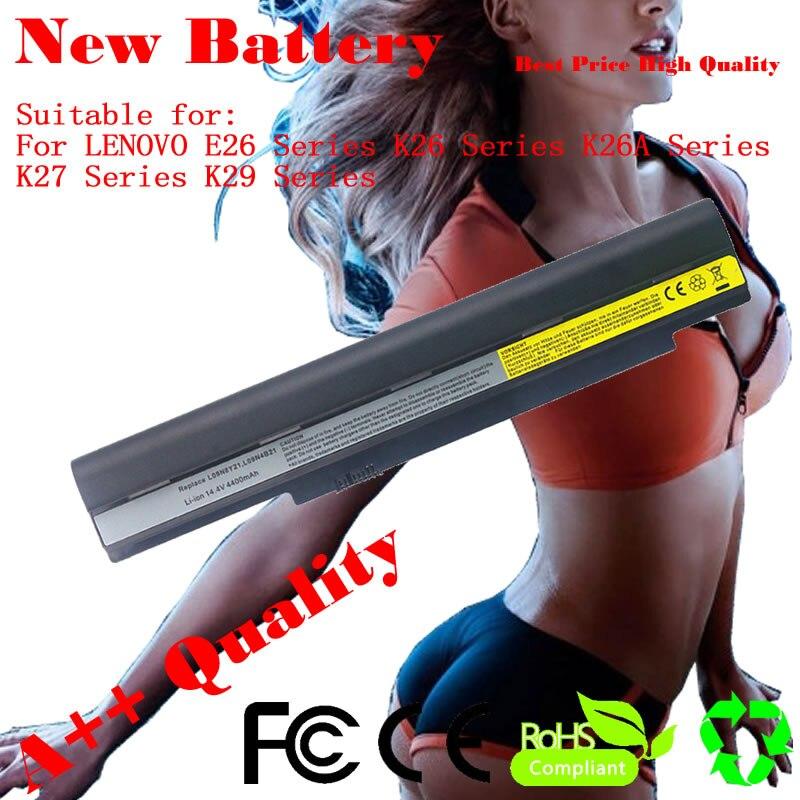Batterie d'ordinateur portable JIGU pour lenovo L09N4B21, tension 14.4, 4400 mAh, 8 cellules, batterie ordinateur portable Li-ion