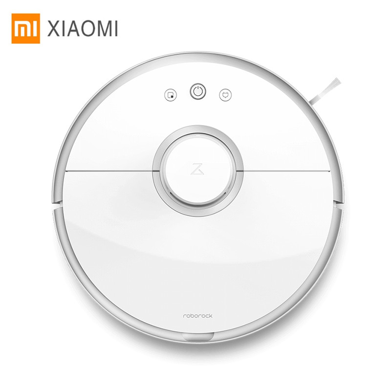 New Original Xiaomi robot vacuum cleaner 2 Wet drag mop Smart Planned with water tank Automatic Sweeping Dust WIFI APP Control 1 2 built side inlet floating ball valve automatic water level control valve for water tank f water tank water tower