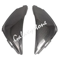 Carbon Fiber Tank Side Covers Panel Fairing for Honda CBR1000RR 2008 2009 2010 2011 Motorcycle Side Lining