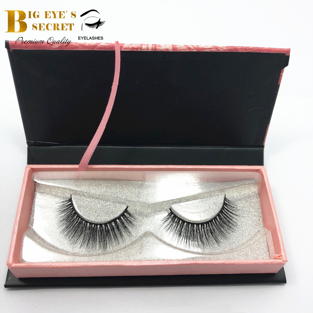 Customized Packaging Box Diamond For Strip Lashes Volume Eyelashes Premade Fans Individual Eyelashes Extensions Packages