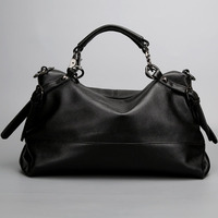Hot Sell New Arrived Natural Genuine Leather Messenger Bags Lager Capacity Handbags Famous Brand Shoulder Bags