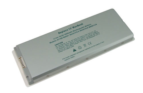 Battery for Apple MacBook 13 inch A1181 A1185 White Laptop