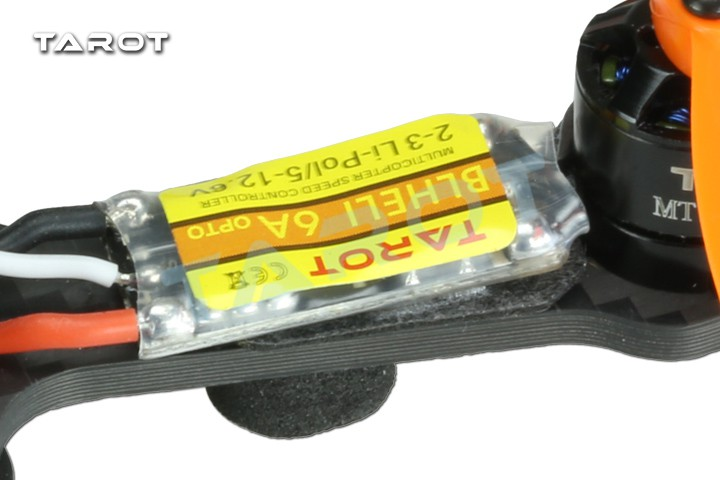 Ormino Tarot Frame Sets 150 MM Mini FPV Racing Drone Combo NTSC PAL Quadcopter Frame Kit RC Drone Met Camera TL150H1 - 5