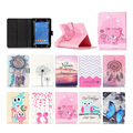 "8"" Universal Tablet PU Leather Case For Sony Xperia Z3 Compact 8.0 inch Tablet cover Printed Stand cases Y4D69D"