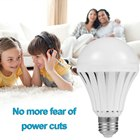 LED Smart Bulb E27 5W LED Emergency Light Bulb Energy Saving LED Lighting Lamp Bulb