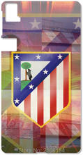Atletico de Madrid Logo Cover For iphone 6 6S 7 For Samsung J1 J3 J5 J7 2016 For BQ Aquaris M5.5 E5 E6 M5 X5 Plus Phone Case