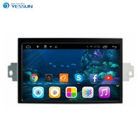 YESSUN Android Radio Car DVD Player For BENZ E Class 2010 2016 Stereo Radio Multimedia GPS