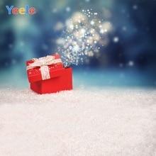 Yeele Christmas Photocall Decor Gift Bokeh Glitters Photography Backdrops Personalized Photographic Backgrounds For Photo Studio
