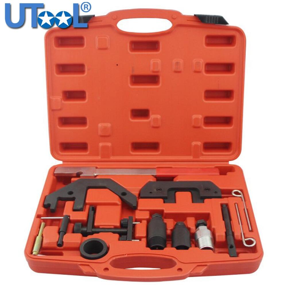 Diesel Engines Timing Tool Kit For BMW M41 M51 M47TU M47TU T2 M57Tu T2 3 01