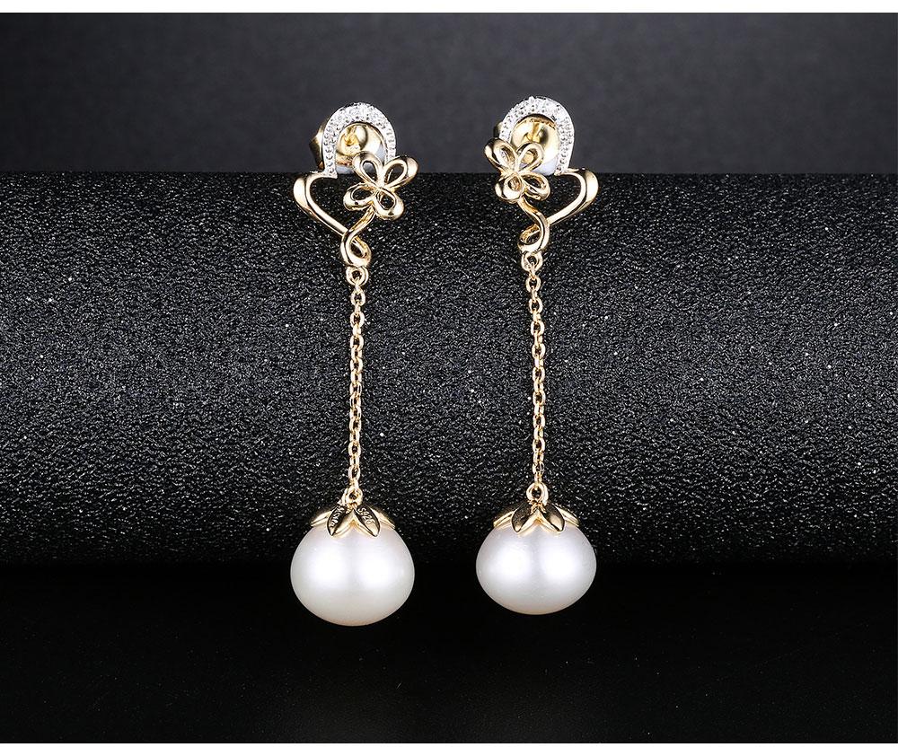 silver pearl earrings CASE00912 (2)