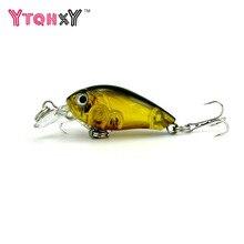 1 Unids Mini Señuelo de la Pesca Pesca Iscas Artificiais Japón señuelo Wobbler Crankbaits 4.5 cm 4g Topwater Pesca Wobblerse WQ50