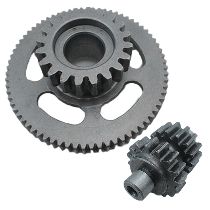Brand New A SET Starter Drive Gear For YAMAHA TTR250 TT250R TT-R 250 brand new smt yamaha feeder ft 8 2mm feeder used in pick and place machine