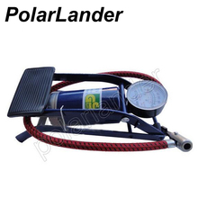 Car pump air compressor Car-styling Foot Pump 100PSI Car Vehicle Tires Bicycle Bike Motorbike Ball Inflator Barrel Cylinder