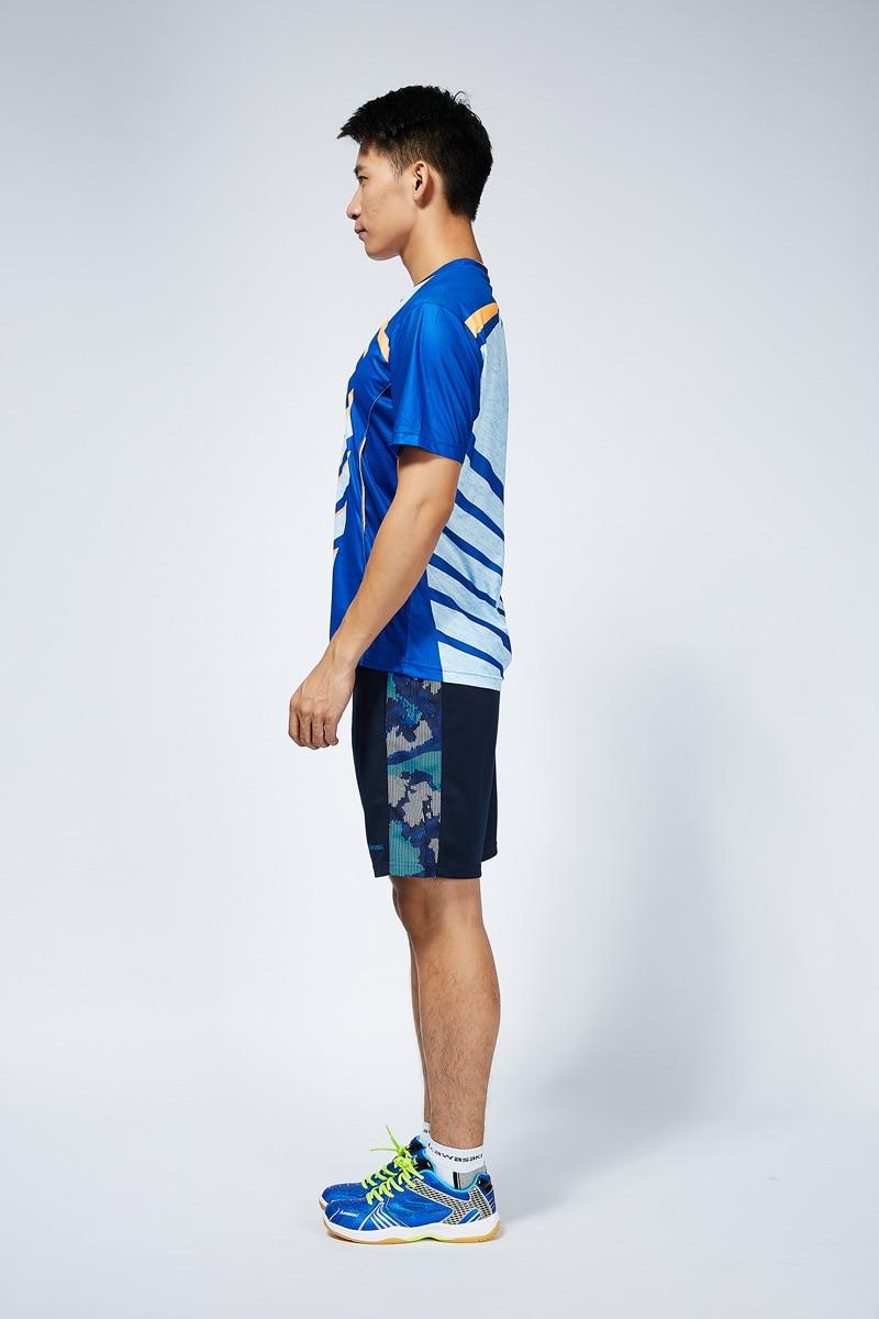 Camisetas de tênis