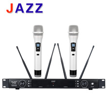Top quality YA-188Okay skilled, U part anti whistle wi-fi microphone, stage efficiency, convention host, KTV
