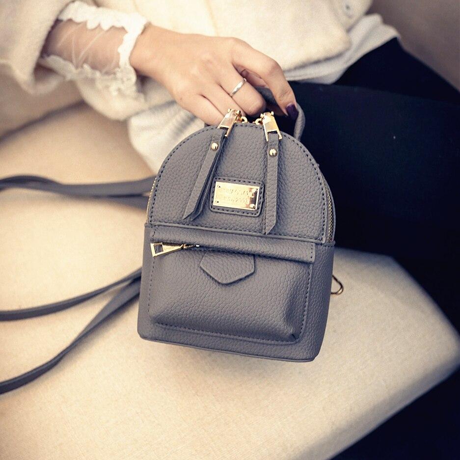 Aliexpress.com : Buy LEFTSIDE 2017 Mini backpacks for girls back ...