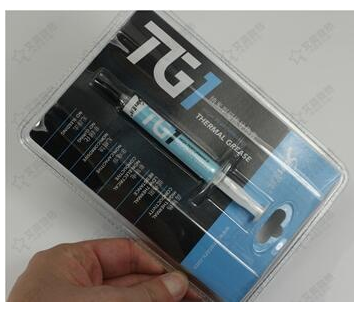 купить TG-1 Thermal grease(4g,better than arctic silver 5) for bga repairing accessories,free ship недорого