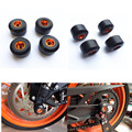 S.UYUE Motorcycle Fork Wheel Frame Slider Crash+ Pad Protector For KTM DUKE125 DUKE200 DUKE390 DUKE 125 DUKE 200 DUKE 390