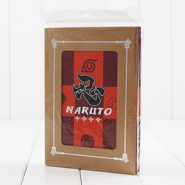 21Cm New Hot Notebook Anime Naruto
