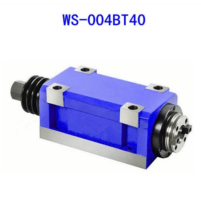 Шпиндель с ЧПУ bt40 ER40 MT4 для токарного станка, фрезерного гравировального станка, Китай, низкая цена, оптовая продажа, тяжелая резка