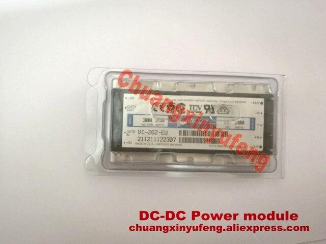 VI-262-EU VICOR DC-DC Power module DC300V-15V200W13.3A isolated power supply module